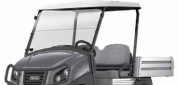 Club Car, Cab Windshield, Carryall 500 - Tempered Glass (OEM)